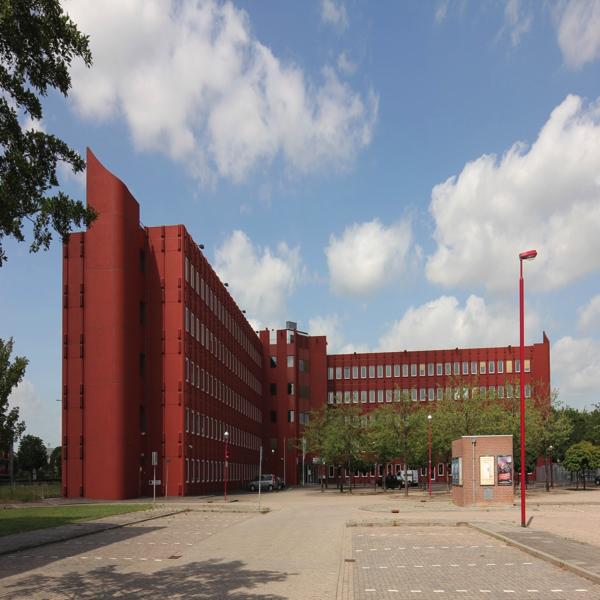 Transformatiestudies zes kantoorgebouwen centrum Nieuwegein